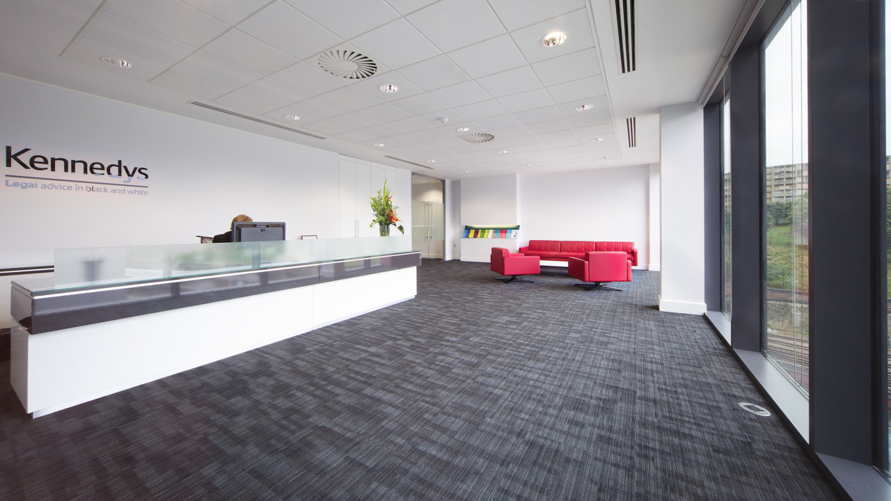 office design for Kennedys Law