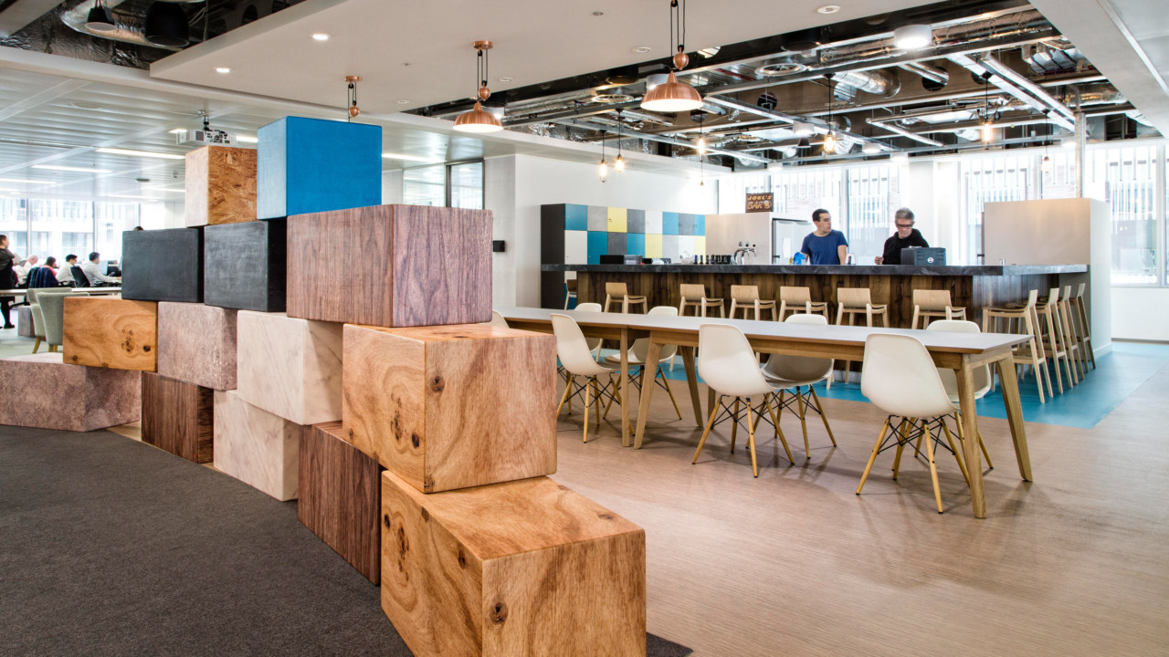 how to design the right office for your business 2018