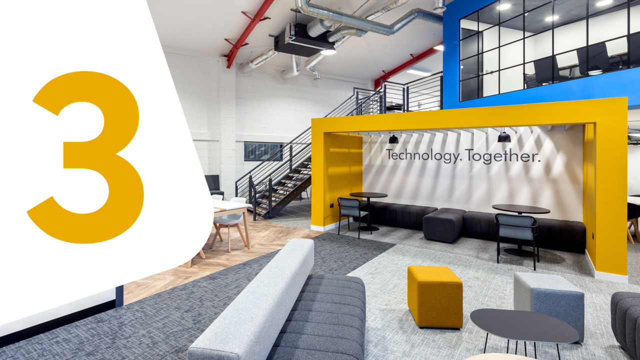 3 Key Components of Tomorrow's Best Offices