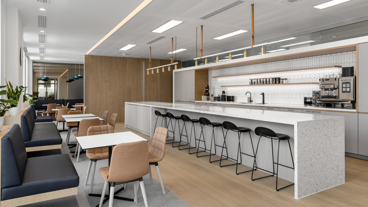 office design for Trinton Partners