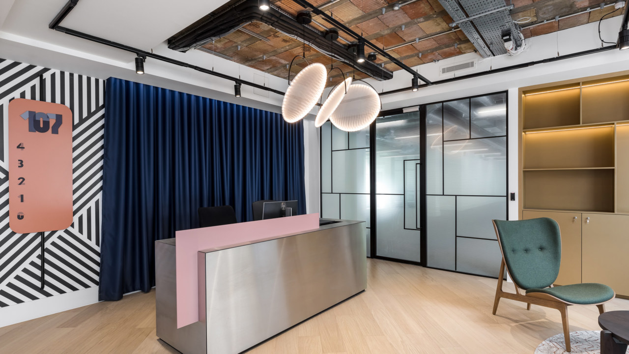 Grays Inn Road Landlord fit out case study