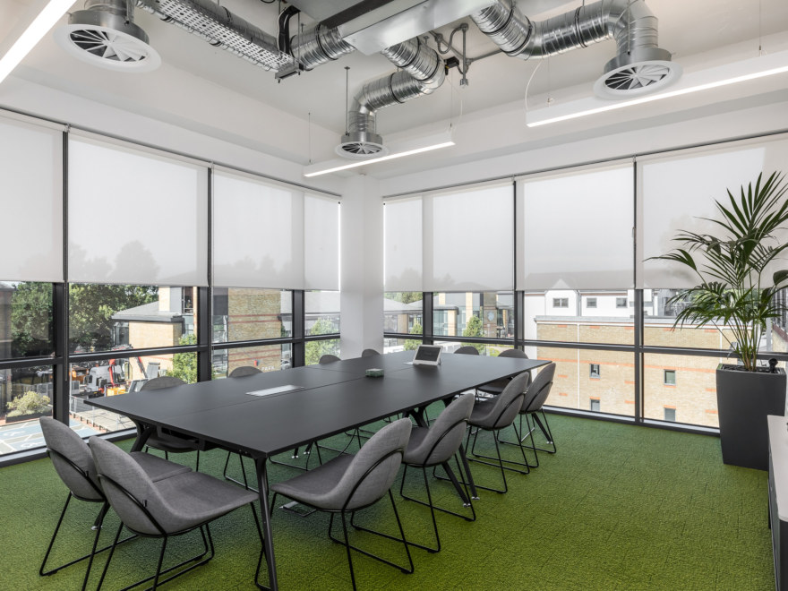 Boardroom office fit out
