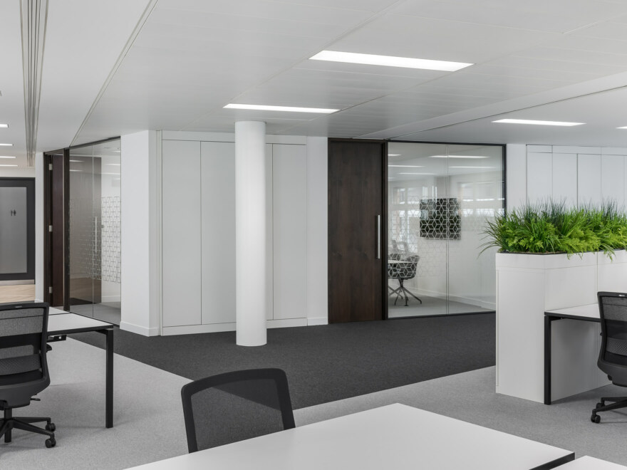 Cat A+ Fit Out for Royal London