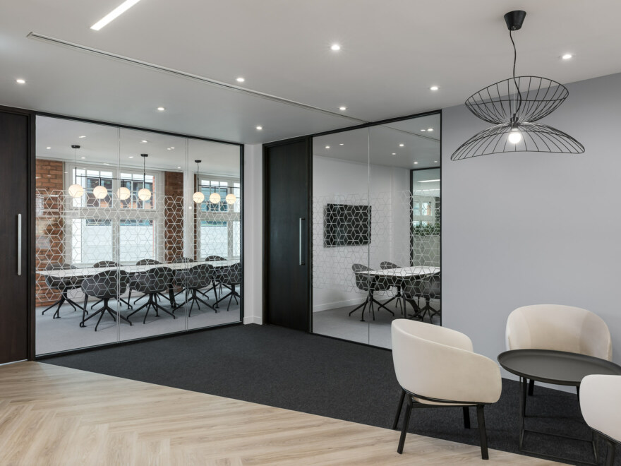 Cat A+ office fit out