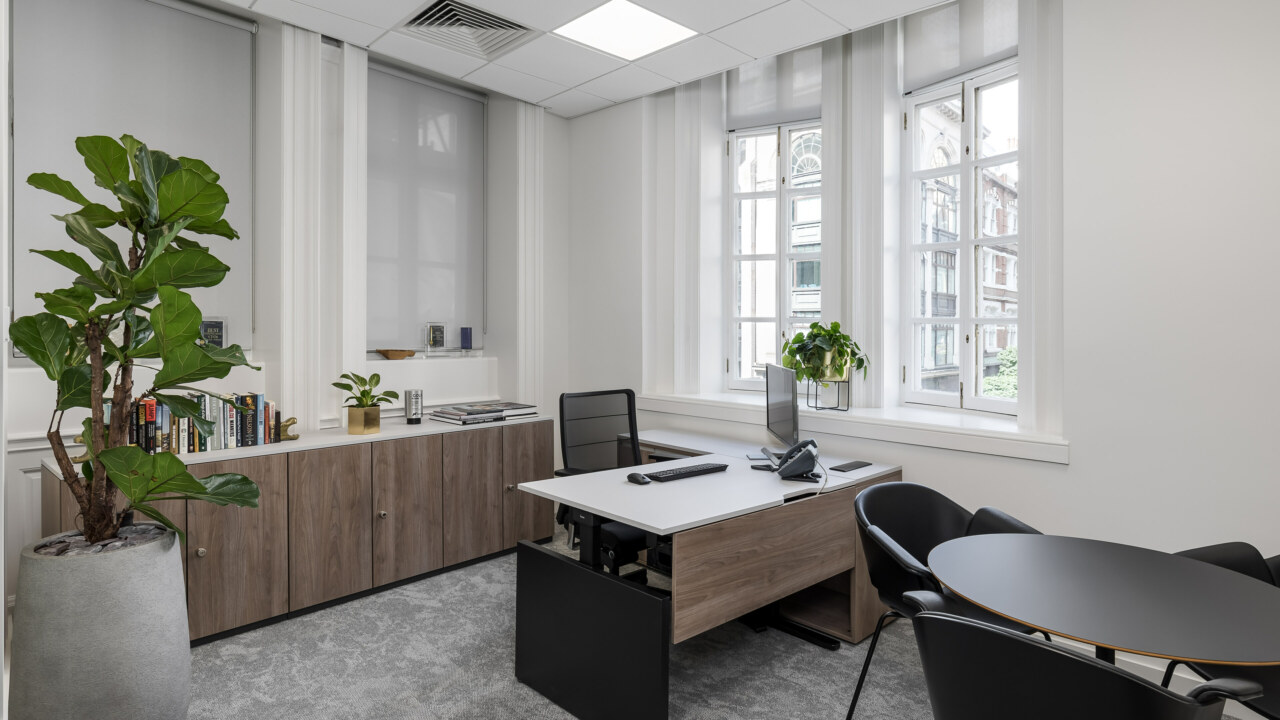 Private office space design and build