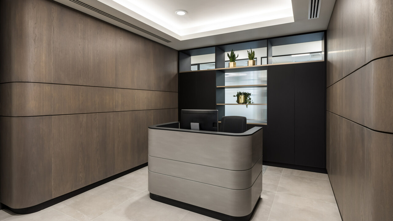Cat B Fit Out for a Gold Mining Corporation